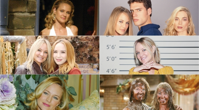 Sharon Newman Gallery Young and Restless