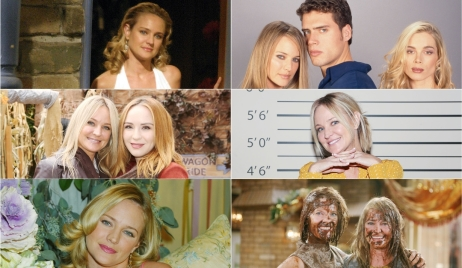 Sharon Newman collage Young and Restless