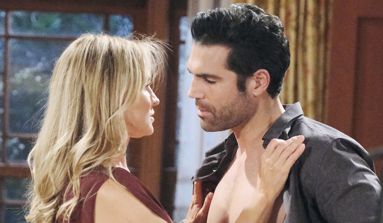 Sharon and Rey Young and Restless