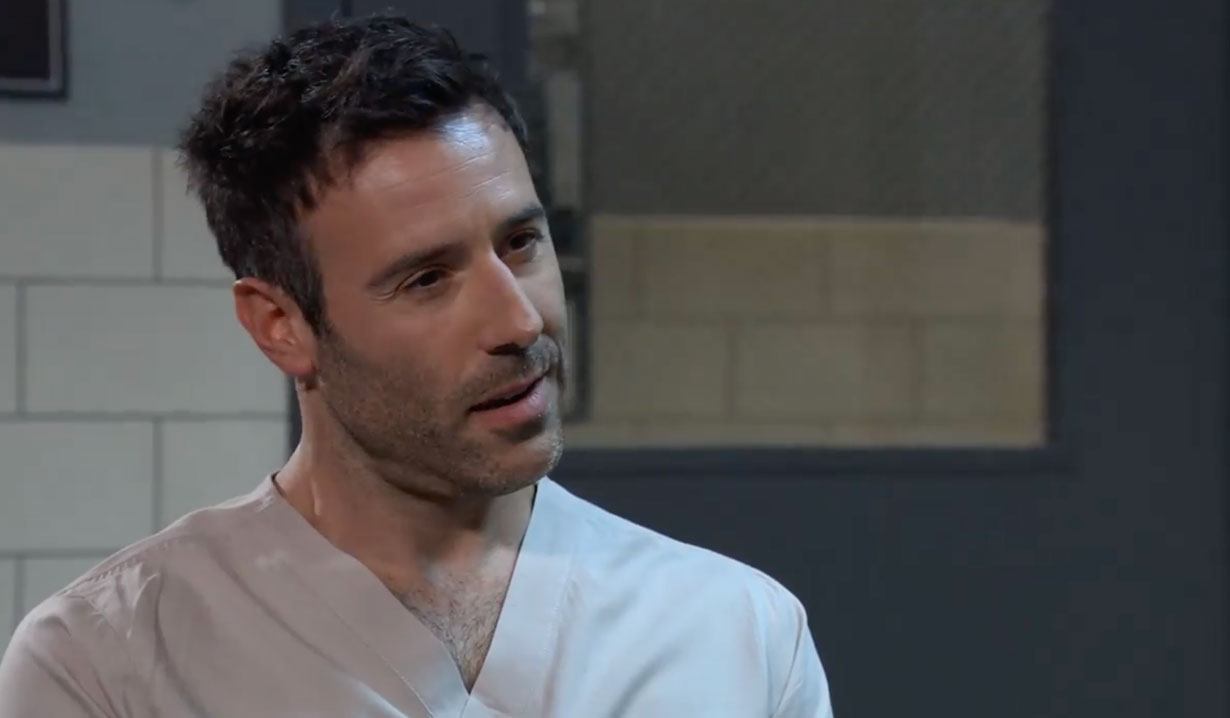 Shiloh meets Nelle on General Hospital
