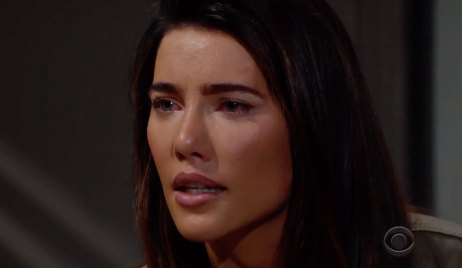 Steffy confronts Flo on Bold and the Beautiful