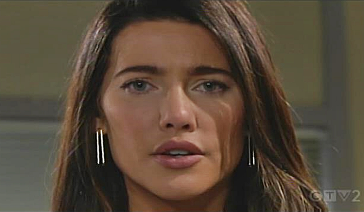 Steffy won't forgive Thomas Bold and Beautiful