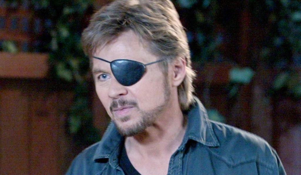 Stephen Nichols as Steve Johnson on Days of our Lives