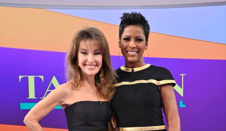 Susan Lucci appears on Tamron Hall