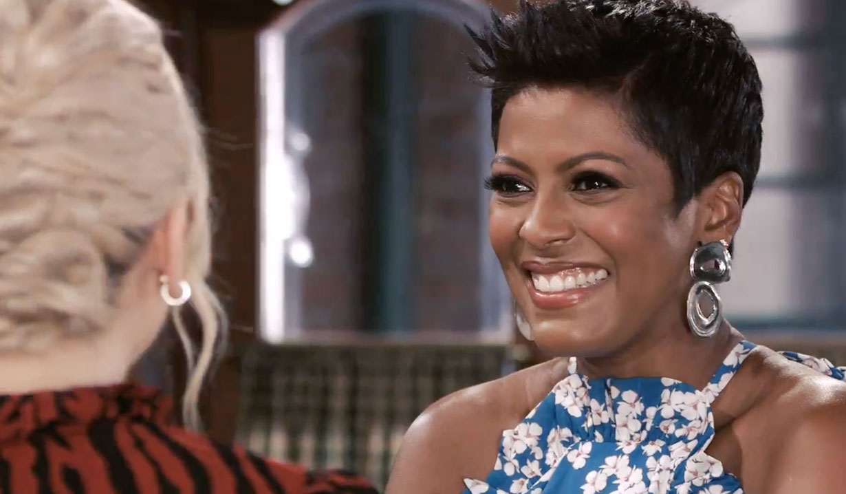 General Hospital Recap: Tamron Hall Visits Port Charles and Laura & Curtis Get a Surprise | Soaps.com