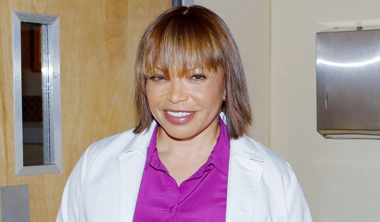 Tisha Campbell as Dr. Davis Bold and Beautiful