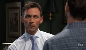Valentin's best man is Peter on General Hospital