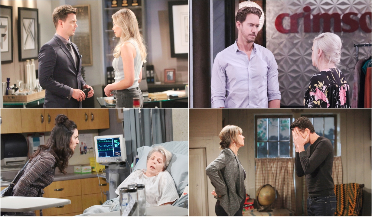 9-20-19 spoilers for bold and beautiful days of our lives general hospital young and restless