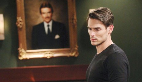 Adam Leaving Town on The Young and the Restless