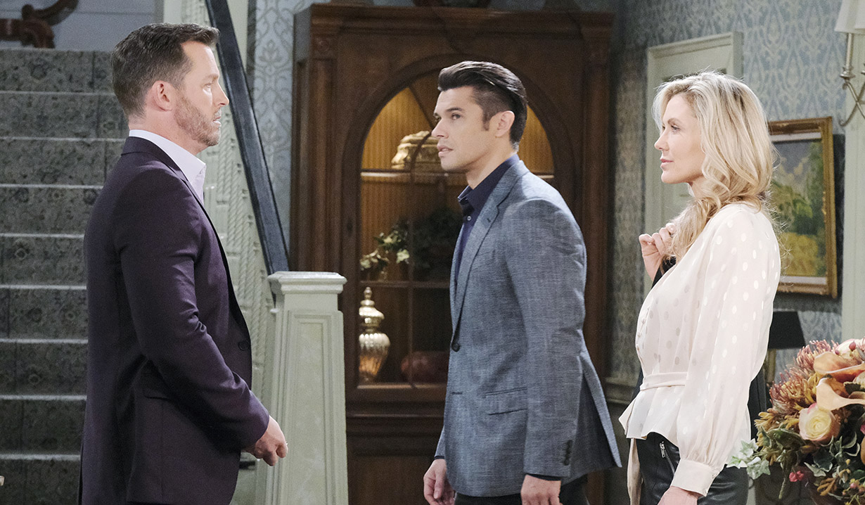 Lucas Returns to Salem in Days of our Lives' September 23 Episode