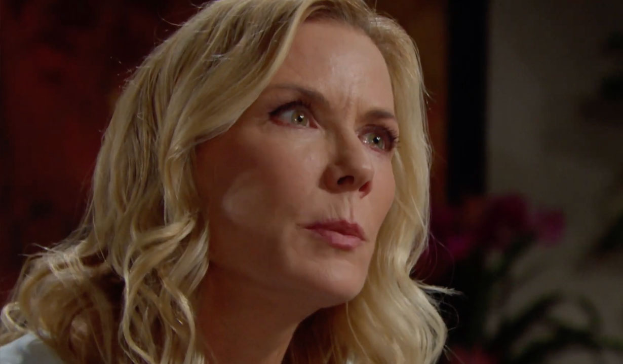 Brooke accuses Ridge on Bold and the Beautiful