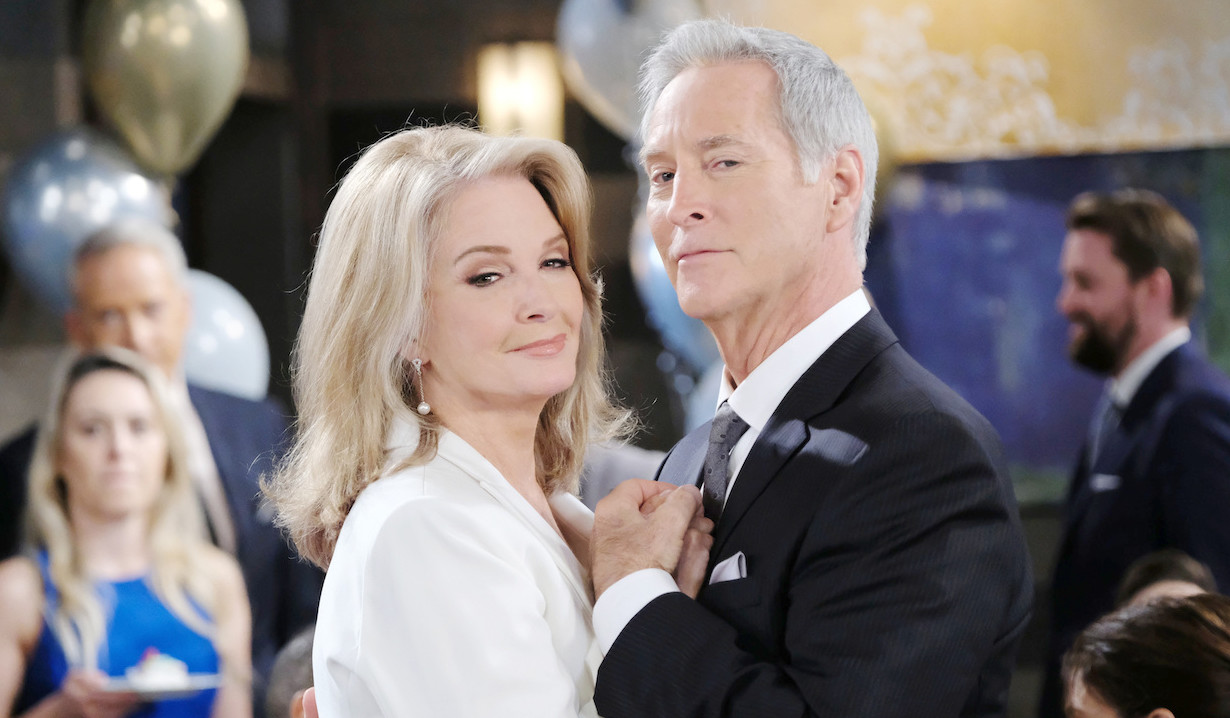 Deidre Hall and Drake Hogestyn talk Jarlena, time jump on Days of our Lives