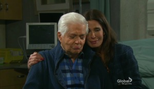 doug and hope cry days of our lives