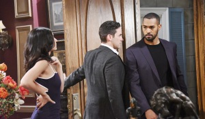 lani interrupts stabi days of our lives