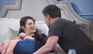 sarah dreams eric bed days of our lives