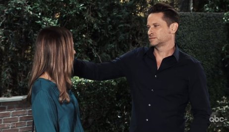 franco and kim bond as drew on general hospital