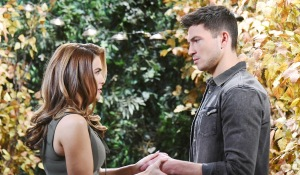jordan and ben hold hands days of our lives