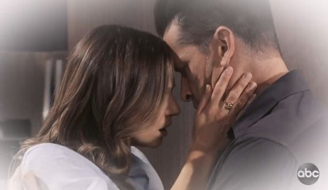 kim and franco have sex on general hospital