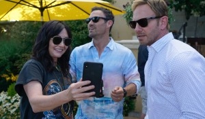 Shannen, Brian and Ian get good news on BH90210