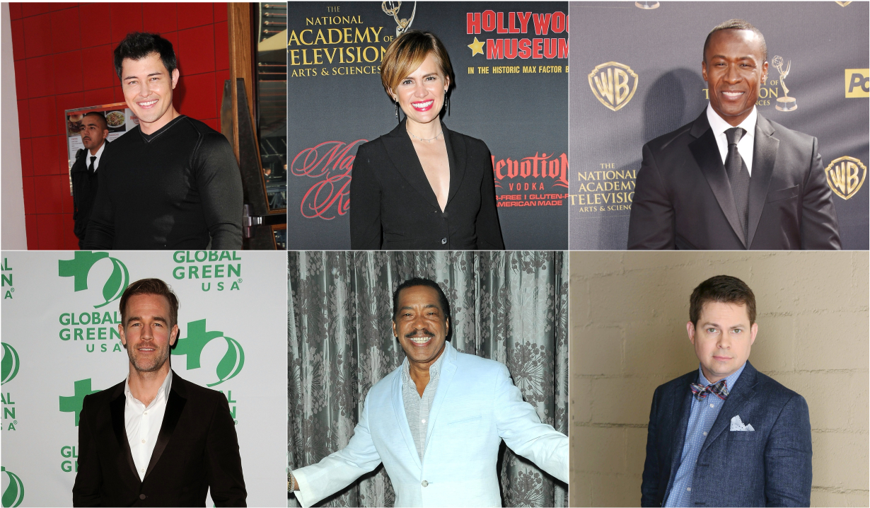 Christopher Sean, Natalia Livingston, Sean Blakemore, James Van Der Beek, Obba Babatunde, Trent Dawson