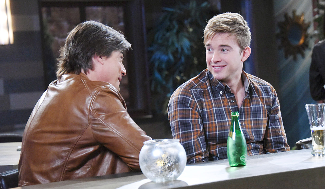 Will and Lucas Horton Days of our Lives