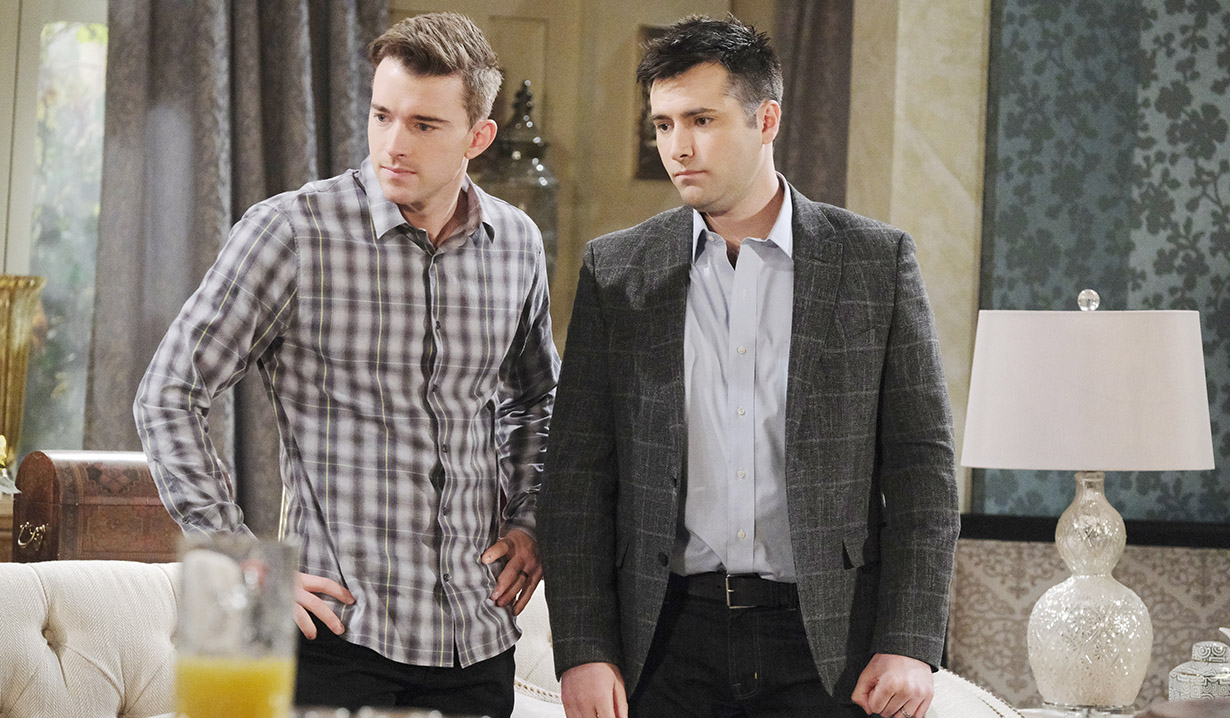 Will with Sonny