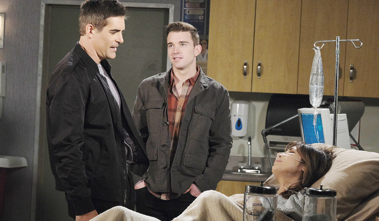 Will with Rafe and Kate
