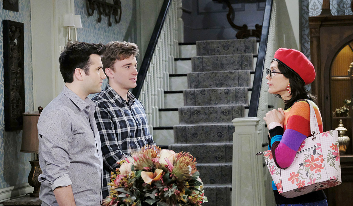 14 Times Will Horton Wore Plaid on Days of our Lives