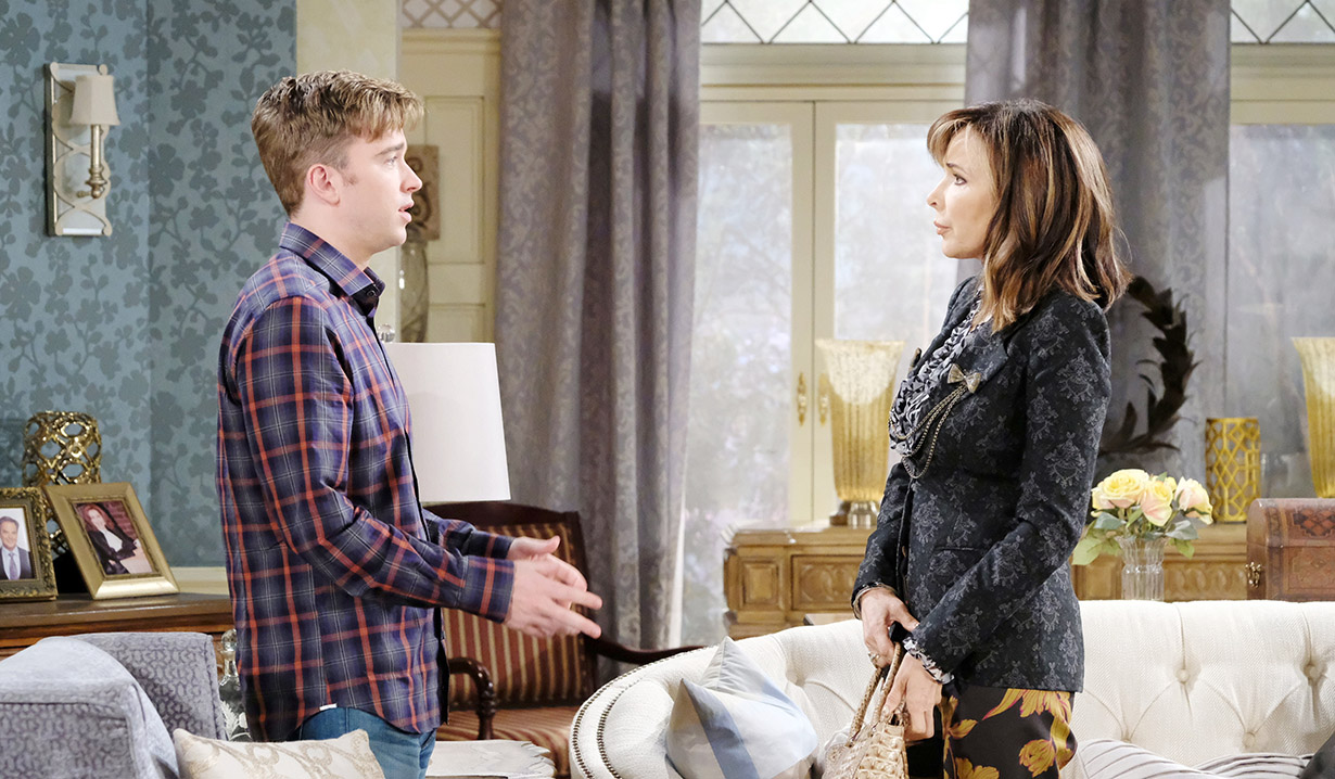8 Times Will Horton Wore Plaid on Days of our Lives