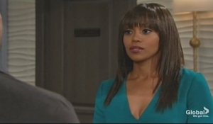 Amanda accuses Devon bribery Young and Restless