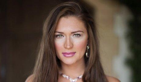 Bold and Beautiful alum Ashley Tesoro solo anniversary photo