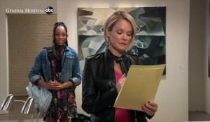 Ava interviews Trina General Hospital