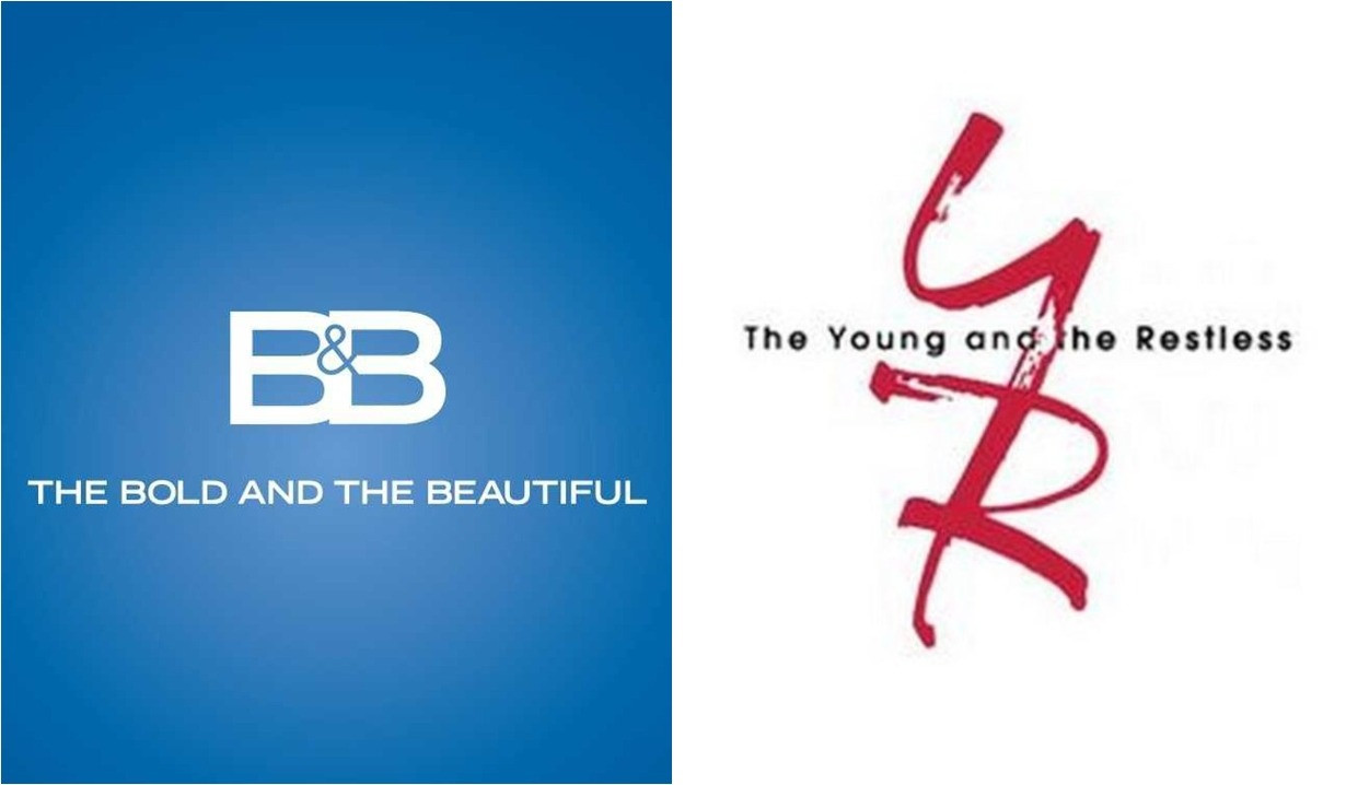 Bold and Beautiful, Young and Restless logos