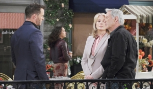 Brady, Marlena and John Days of our Lives