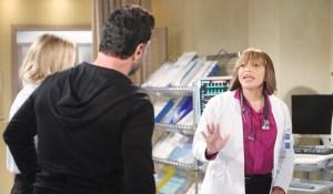 Il dottor Davis avverte Bill e Brooke Bold and Beautiful