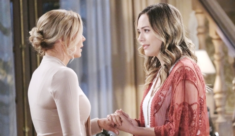 Hope tells Brooke her plan Bold and Beautiful