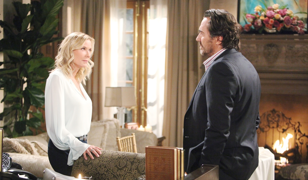 Brooke e Ridge sostengono Bold and Beautiful