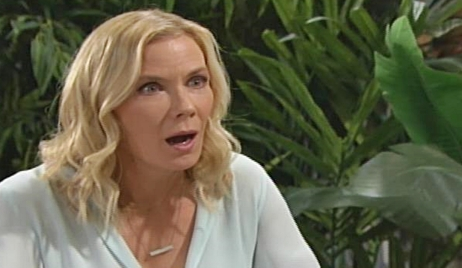 Brooke reacts to Danny's news Bold and Beautiful