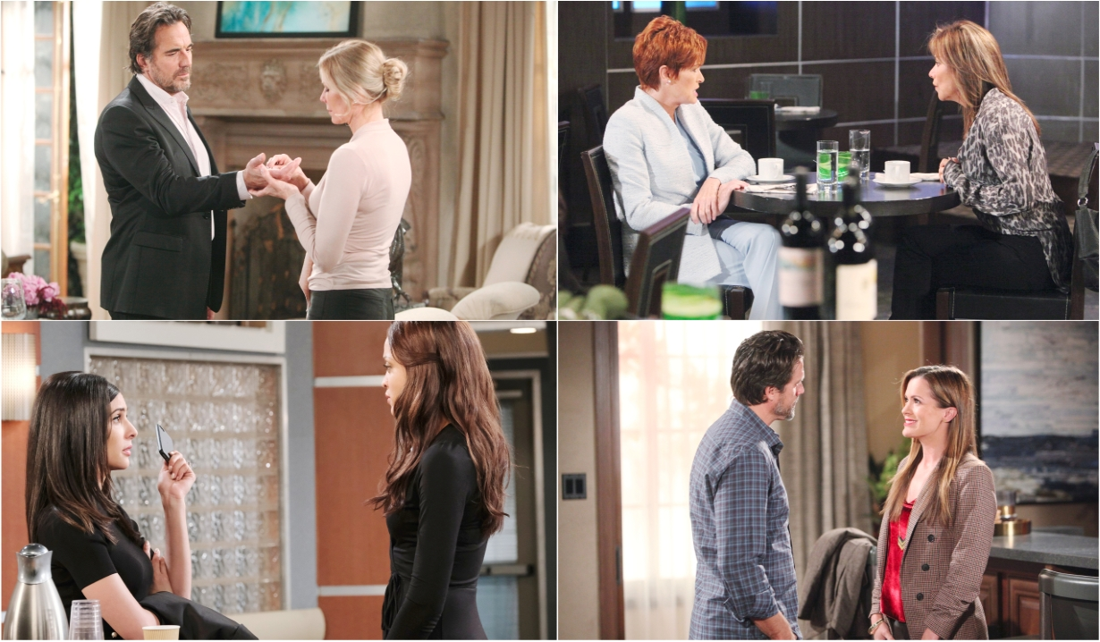 10-28-19 spoilers for bold and beautiful days of our lives general hospital young and restless