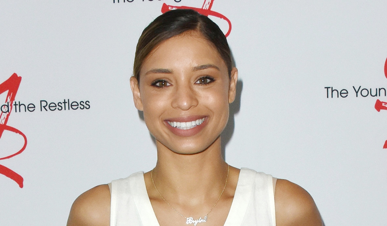 Brytni Sarpy in Karma Young and Restless