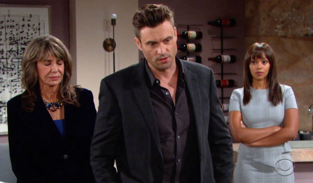 Y&R Spoiler Video: Katherine's Will Leaves Everything to Cane