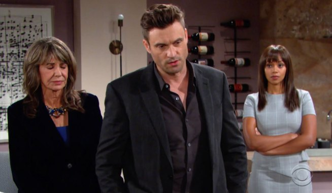 Cane and Katherine's Will on The Young and the Restless