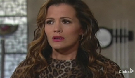 Chelsea panics Young and Restless