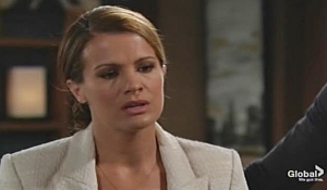 Chelsea refuses Nick Young and Restless