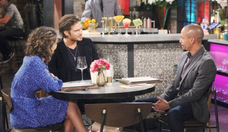 Devon fires Theo on Young and The Restless