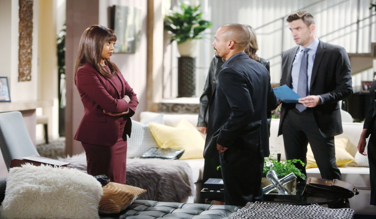 Devon Amanda Cane and Jill discuss will The Young and the Restless