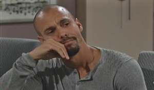 Devon frustrated Young and Restless