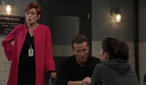 Diane has an idea for Jason and Sam General Hospital