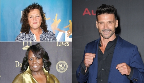 Dot-Marie Jones, Aloma Wright, Frank Grillo Days of our Lives, Guiding Light