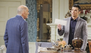 Dr. Rolf and Xander Days of our Lives